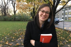 Une enseignante du cégep de Saint-Laurent primée