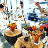 Image tirée du documentaire culinaire «Chef.fe.s de brousse» de Nicolas Paquet