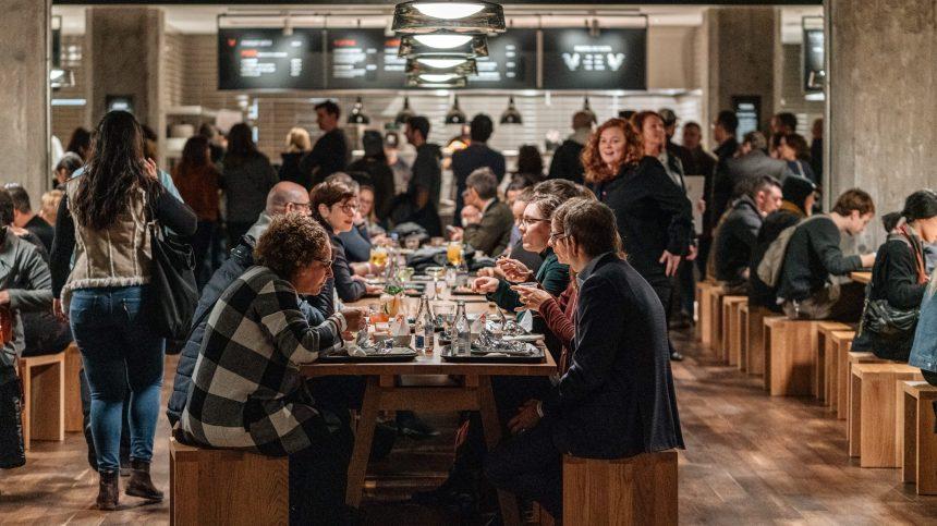 Time Out Market Montréal est enfin ouvert!