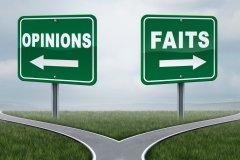Étude: les vérificateurs de faits ébranlent les croyances
