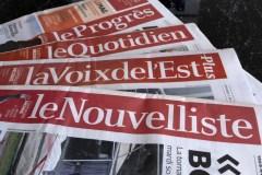 «Propos diffamatoires» contre une administratrice de Québecor: Fitzgibbon persiste