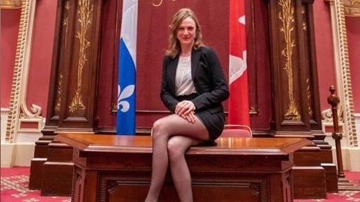 Catherine Dorion absente du congrès de Québec solidaire à Longueuil