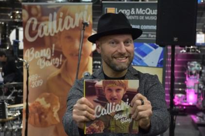 Marco Calliari en livre