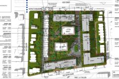 Projet immobilier sur le site de l'ancien entrepôt Metro : 12 étages seront permis
