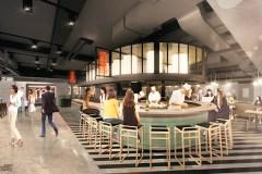 Cathcart: une nouvelle aire gourmande Place-Ville Marie