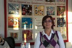 Corinne Gros: une carrière à soutenir les femmes vulnérables