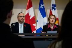 Interdiction des armes de poing: le fédéral doit assumer, plaide Ensemble Montréal