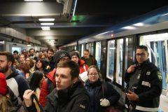 Ligne orange: interruption entre Berri-UQAM et Lionel-Groulx jusqu'à 15h