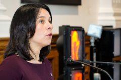 Budget: Valérie Plante nie être près de la catastrophe financière