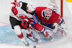 Palmieri marque en prolongation et les Devils battent le Canadien 4-3