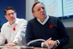 Des Québecois toujours privés d'électricité deux jours après la tempête
