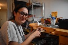 Une bague de l'artisane arménienne Gayané Avetisyan de DDO en lice pour un prix d'excellence