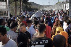Grèce: MSF appelle à l'évacuation immédiate des migrants