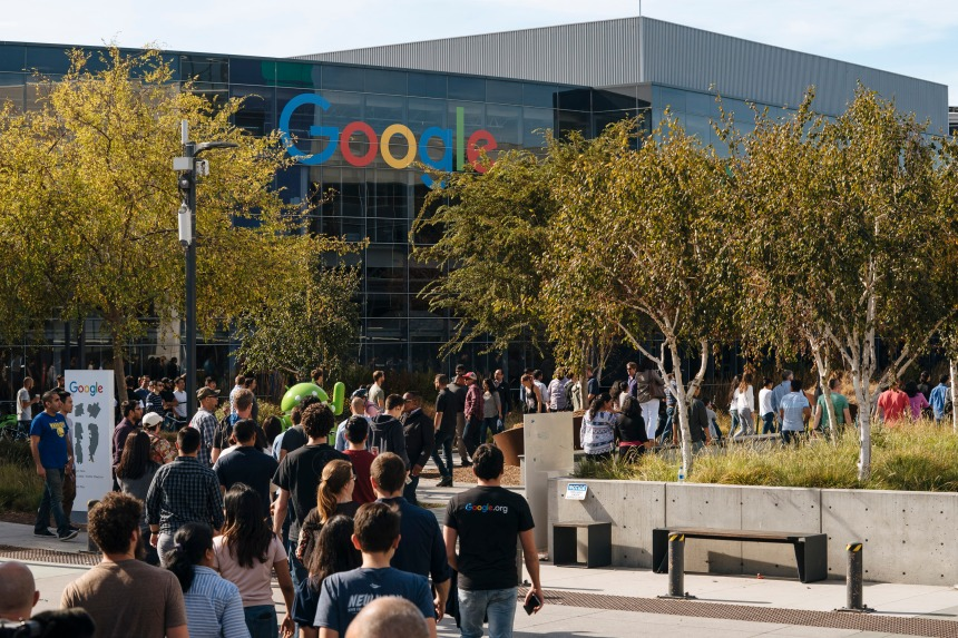 Alphabet enquête sur la gestion du harcèlement sexuel chez Google