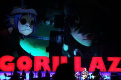 Préparation d'un documentaire dédié au groupe Gorillaz