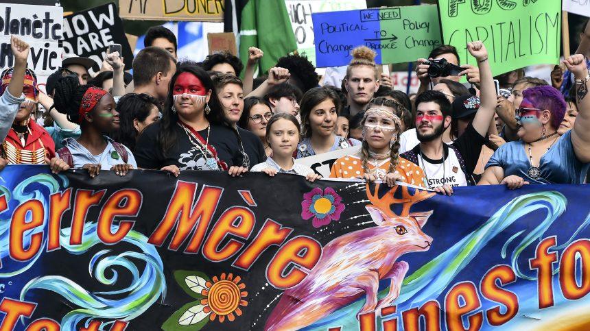 Un an après la Grande marche pour le climat: une occasion manquée?