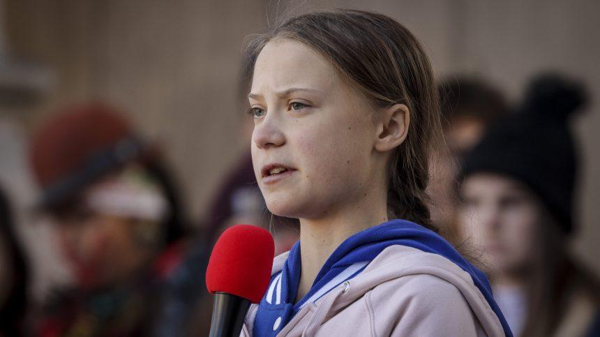 COP25: Greta Thunberg accoste à Lisbonne
