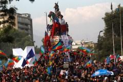 En un mois, le brutal «réveil» social qui a bouleversé le Chili
