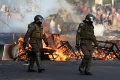 Chili: le gouvernement rencontre les syndicats pour trouver une sortie de crise