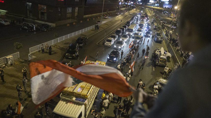 Liban: des milliers de manifestants pour le «dimanche de la détermination»