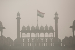 Pollution en Inde: la population New Delhi continue d'étouffer