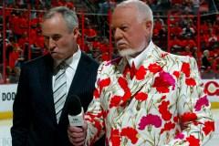Des partisans de Don Cherry menacent de ne plus porter de coquelicot