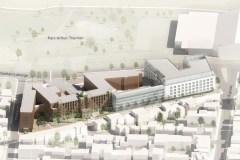 L'agrandissement de l'Hôpital de Verdun se concrétise