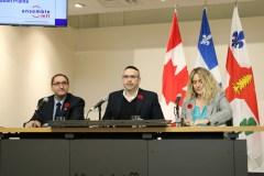 Bilan de Valérie Plante: Ensemble Montréal dénonce des décisions «dogmatiques»