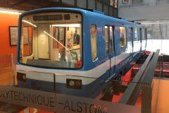 Un ancien wagon de métro à Polytechnique pour combattre l'anxiété et l'isolement