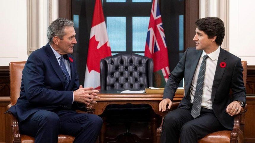 Le premier ministre du Manitoba interpelle Trudeau sur la loi sur la laïcité