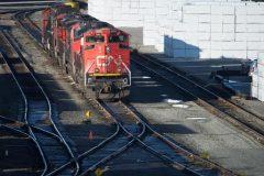 Grève au CN: les réserves québécoises de propane épuisées d'ici cinq jours
