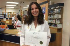 Kalliopi Athanasoulias, une pharmacienne de cœur