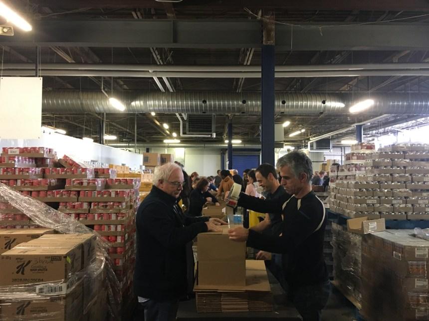 Exclusif: des centaines de nouveaux sites d'aide alimentaire au Québec