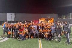 Les Spartans champions provinciaux