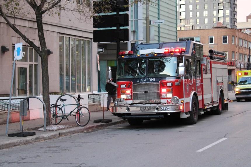 Circulation: les pompiers ralentis par les mesures pour piétons