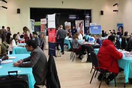 Pénurie de main-d'œuvre : les régions courtisent les nouveaux arrivants de Montréal