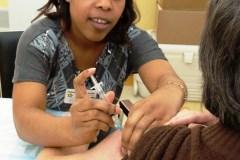 Cliniques de vaccination