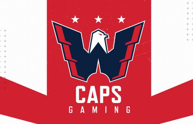 Caps Gaming, une équipe de Esports des Washington Capitals
