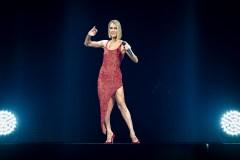 Puissante Céline Dion