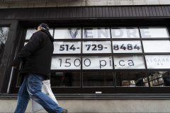 Locaux commerciaux vacants: la Ville de Montréal en quête de solutions