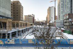 Une esplanade «Tranquille» pour le Quartier des spectacles