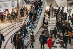 Blocages en France contre la surconsommation au «Black Friday»
