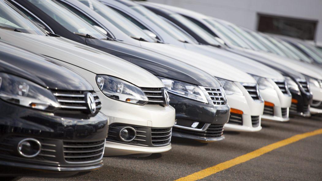 Des voitures Volkswagen