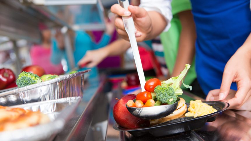Greenpeace veut des cafétérias plus vertes dans les écoles