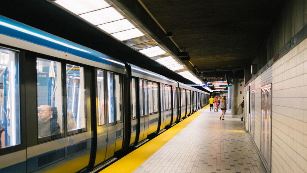 orange métro