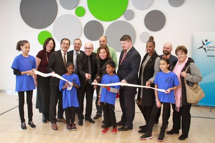 41 nouveaux locaux inaugurés aux écoles Jean-Nicolet et Ste-Colette Annexe