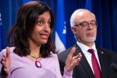 Loi 21: Dominique Anglade ne renouvellerait pas la disposition de dérogation