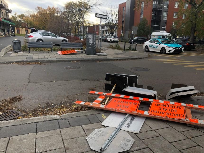 Des milliers de Nord-Montréalais privés d'électricité depuis vendredi matin