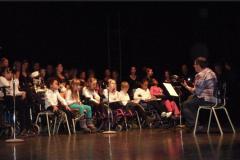 Collège Jean-Eudes : un concert pour les enfants vivant avec un handicap