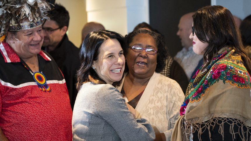 Itinérance: un refuge dévoué aux Premières Nations inauguré près du Square Cabot